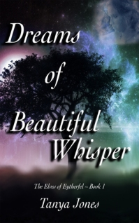 dreams of beautiful whisper book cover