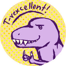 dino stamp of approval