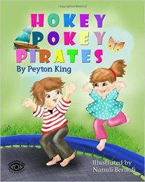 Hokey Pokey Pirates Cover