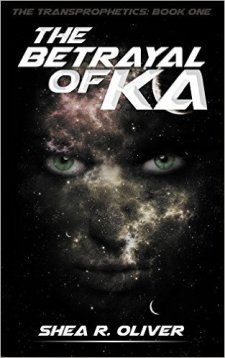 The Betrayl of Ka Cover