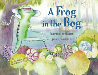 A Frog In the bog cover