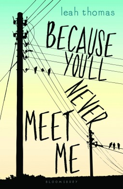 Because you'll never meet me book cover