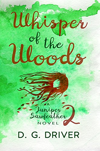 Whisper of the Woods new cover