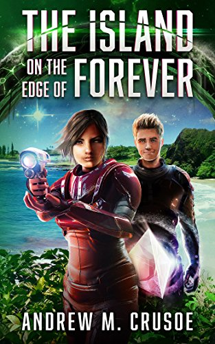 The island on the edge of forever NEW cover