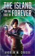 The island on the edge of forever revised cover
