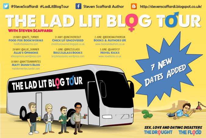 Lad Lit Blog Tour Banner