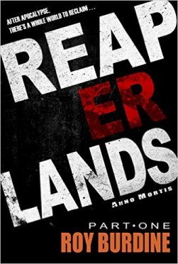 Reaper Lands Cover