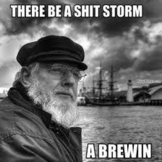 shit storm meme