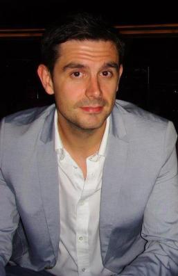 Steven Scaffardi Author pic