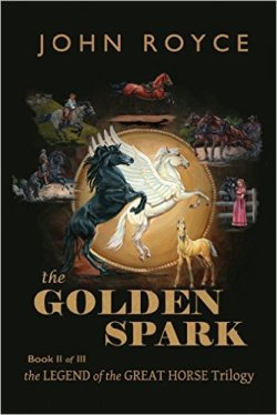 The Golden Spark Cover