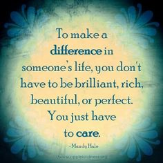 care quote image