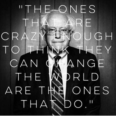 Crazy change quote