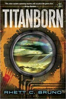 Titanborn Cover