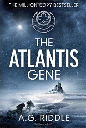 The Alantis Gene Cover