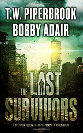 The Last Survivors Cover