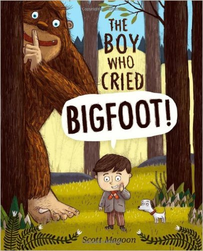 the-boy-who-cried-bigfoot-cover
