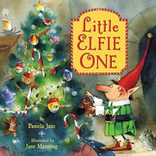 Little Elfie One Cover