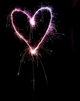 Sparking Heart