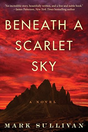 Beneath A Scarlet Sky Cover