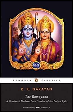 The Ramayana Cover