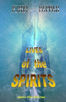 Lives of the spirits cover
