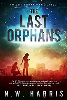 The Last Orphans Cover