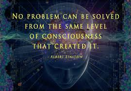 Einstein Quote about peace
