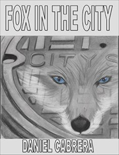 Fox in the city Cover