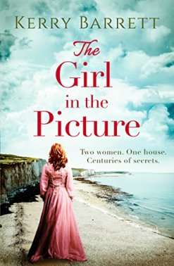 The girl in the picture cover