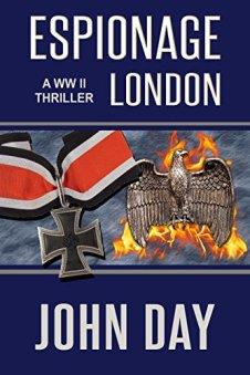Espionage London Cover