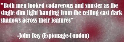 Espionage London Quote 1