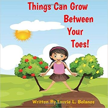 Things Can Grow Between Your Toes Cover